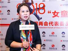 吴倩:阿里影业孵化正能量网络IP助力儿童保护