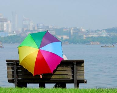 每天一分钟 知晓安徽事|雨水今天渐止 安徽又将重回升温之路