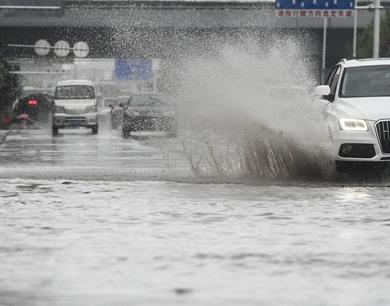 冷空气将影响西北黄淮江淮将有降水