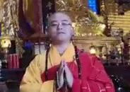 加拿大渥太華彌陀寺住持法隆法師佛誕送祝福