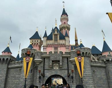 香港迪士尼乐园可使用微信支付