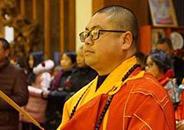 上海蕭涇古寺住持妙華法師浴佛節為您祈福