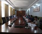 廣西南寧市武鳴區法院到柘城法院考察交流執行工作經驗