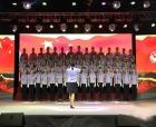 商丘市睢陽區舉辦夏季法治文藝專場演出