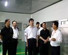 河南省食藥局調研商丘市食品安全監管工作