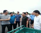 """臺風""""溫比亞""""侵襲永城42年來第一次特大暴雨 市交通局抗洪搶險在一線"""