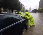 商丘公安:風雨中共同堅守,向防汛救災的戰友致敬