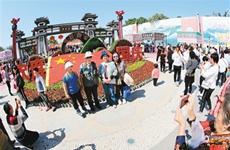 西安:沉浸体验 文旅结合产品深受游客欢迎