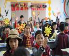 虞城县第一实验小学开发学校特色课程促进学生全面发展