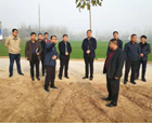 商丘市睢阳区闫集镇组织开展环境整治观摩活动