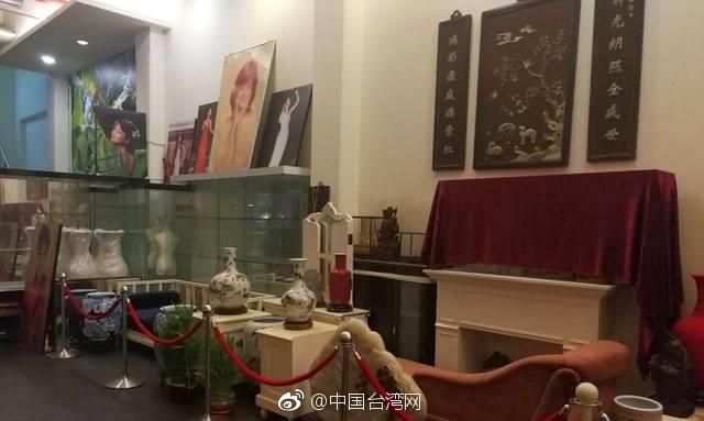 高雄邓丽君音乐馆被关闭_遗物被当成垃圾堆置