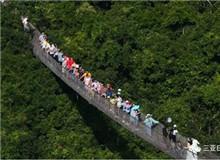 南山景区年度游客量达551万人次