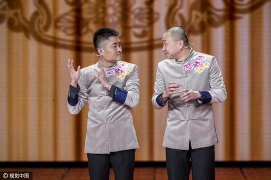 苗阜送节目视频参加春晚审查 讲述传统