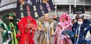 日本最夸张成人式,北九州的新成人们今年加倍华丽