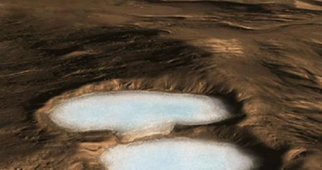 火星发现深埋冰河 探险家可望有水喝