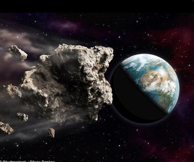 """""""潜在危险""""小行星高速奔向地球 速度是最快飞机15倍"""
