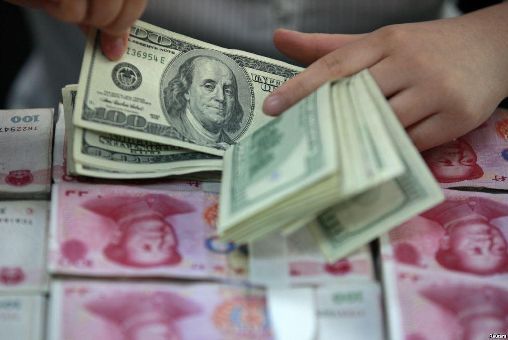 昨天 全球突然有两大央行宣布持有人民币储备