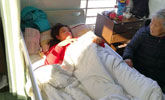 女子做推拿却被推成骨折住院 理疗店:就是碰巧了