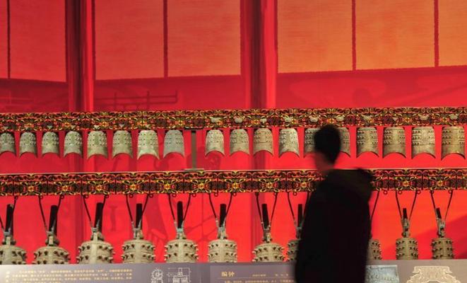神秘楚国贵族文物展出