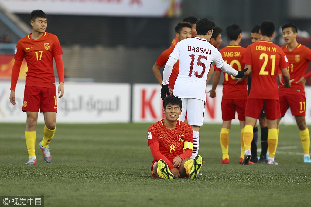 FIFA最新排名:国足上升一位列第70 亚洲仍排第6