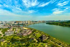 绿水青山换新颜:凯发国际国家湿地公园展播