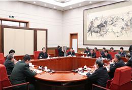 李克强主持召开国务院党组会议