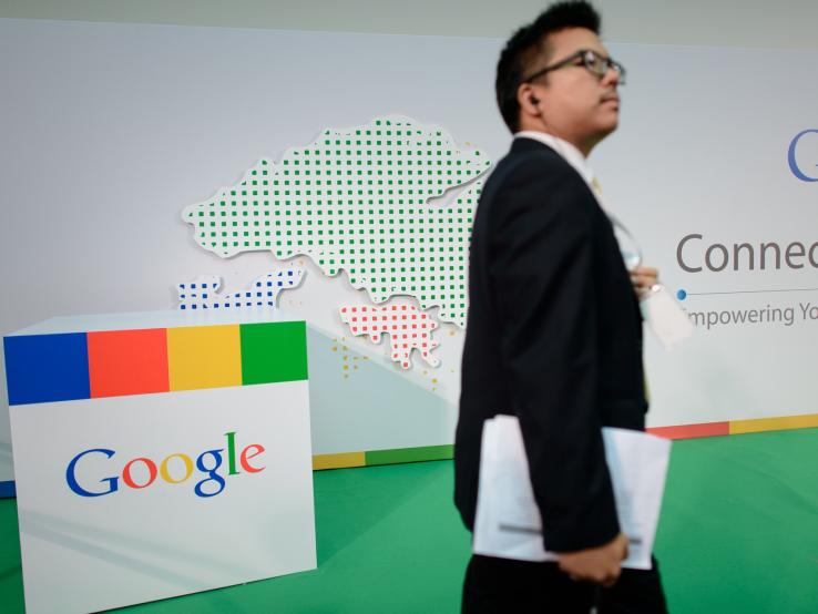 谷歌在深圳开设办事处 供中国员工出差使用