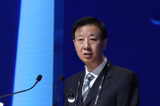 姜洋:将把发展直接融资特别是股权融资放在突出位置