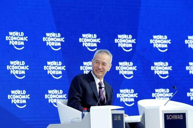 刘鹤:中国人均收入是8千美元向着一万多美元跃进