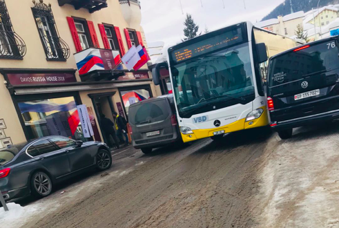 """达沃斯游记:瑞士人均月工资3万 宝马奔驰""""烂大街"""""""