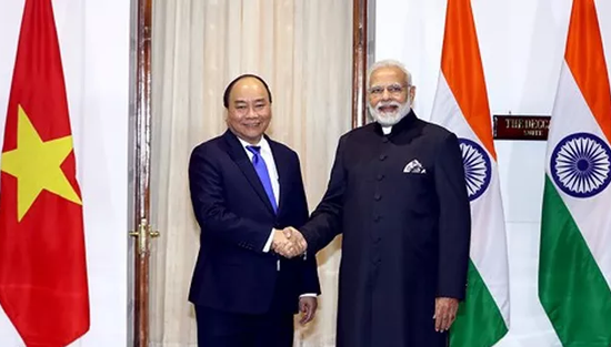 公然邀请印度开发南海!这次是越南总理说的