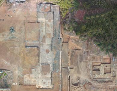龙虎山大上清宫遗址考古发掘 建制级别仅次于故宫