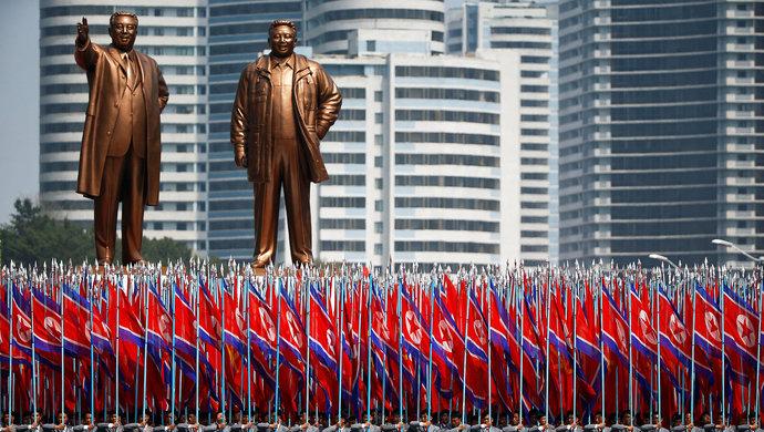 核武器--朝鲜要在平昌冬奥会开幕前一天举行大阅兵?