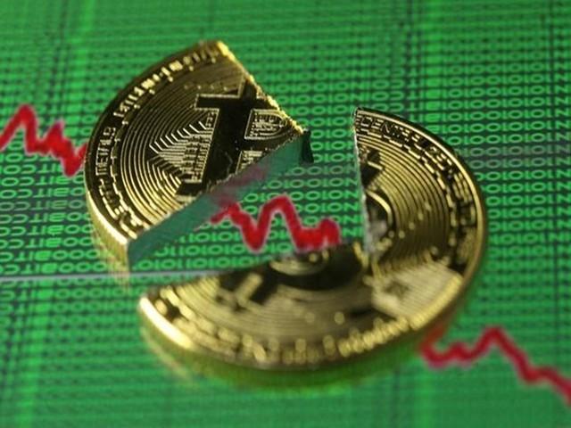 比特币价格跌破9000美元 各加密货币下滑加剧