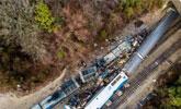 美南卡罗来纳州发生铁路交通事故 致2人死亡