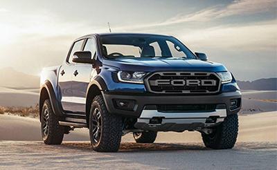 全新福特Ranger猛禽官图 性能更强悍