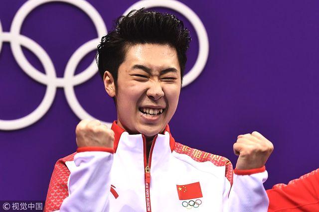 为何选中国风曲目?金博洋:奥运赛场展现中国特色