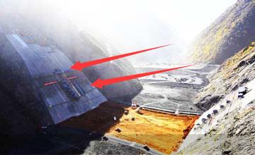 海拔3000多米建史上逆天工程 外国网友:中国人疯了