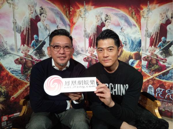 专访郭富城:孙悟空是中国的超级英雄 不能给他丢脸