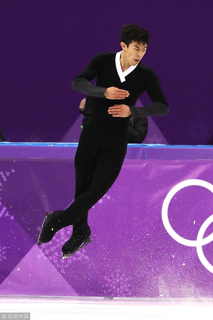 花样滑冰男子单人滑_凤凰直击——花样滑冰男子单人滑
