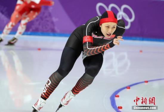 国际奥委会运动员委员会委员竞选结果出炉 张虹落选