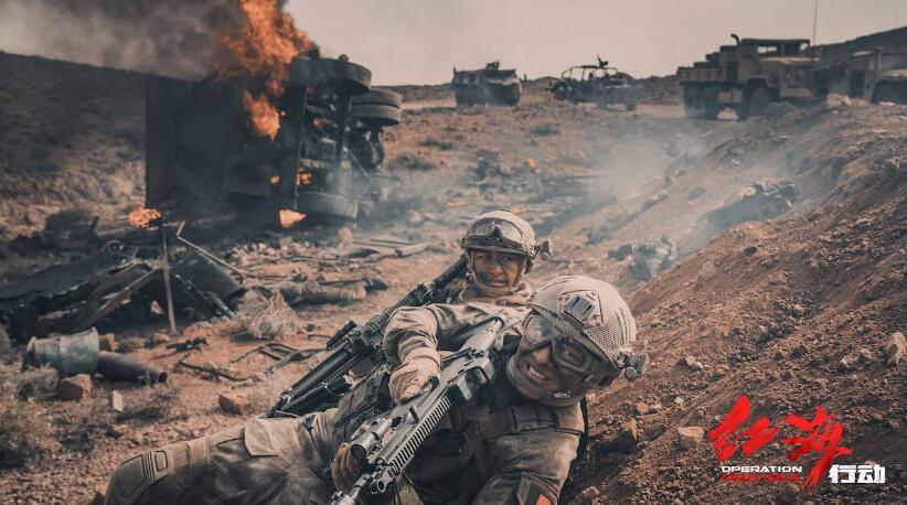 """从《红海行动》中的""""车队遇袭""""看指挥员的战术应变"""