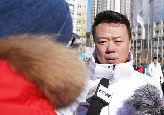 赵宏博:我37岁才拿奥运冠军 望弟子们别等太久