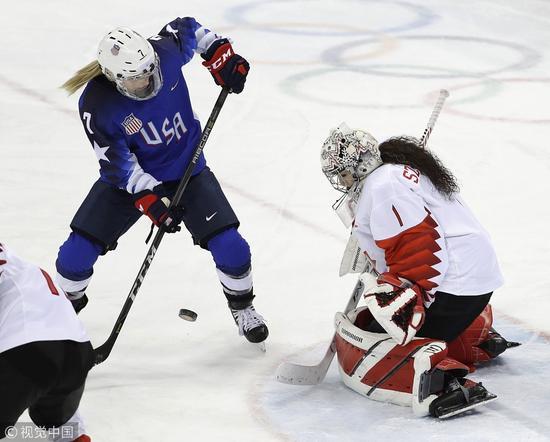 中国男女冰球直通北京冬奥?国际冰联:还缺这一步