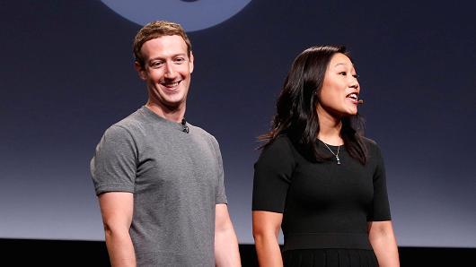 为慈善事业 扎克伯格2月份共套现5亿美元Facebook股票