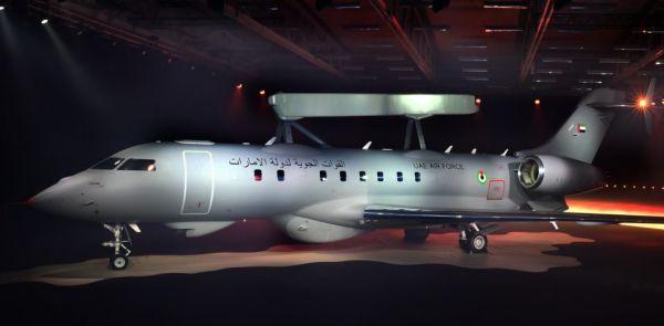 萨博推出首款反隐身预警机 老款是空警200原型