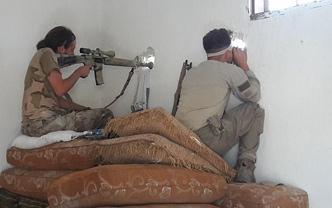美国青年叙利亚火拼恐怖分子 一身本领游戏里学的