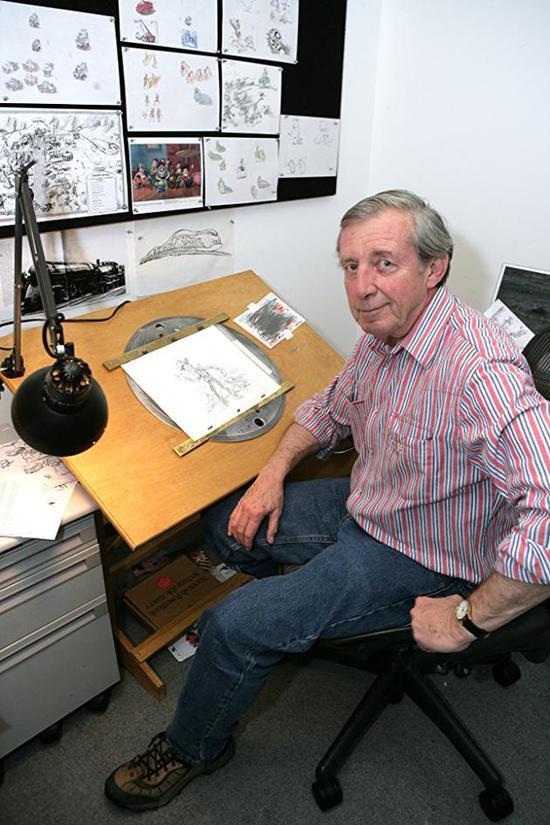 资深动画师Bud Luckey去世 创造玩具总动员经典角色
