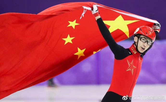 武大靖也要玩跨界!北京冬奥或兼项速度滑冰
