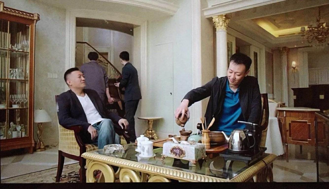 《美好生活》最牛打酱油影帝 李梦男张嘉译再聚首